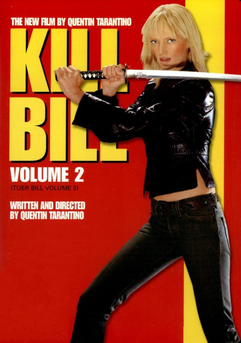 Kill Bill 10 famous films Tarantino