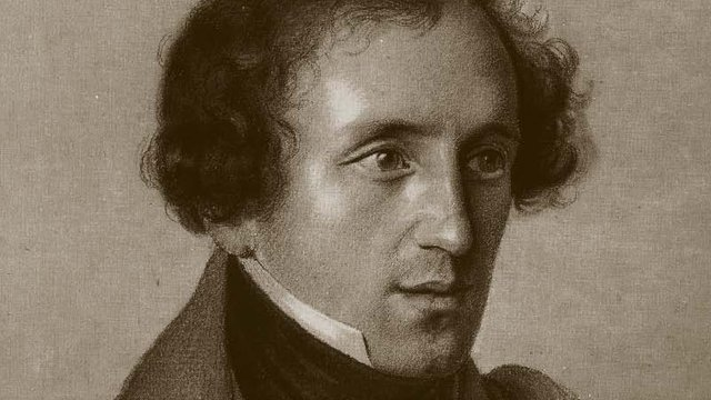Famous works of Mendelssohn