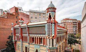 Casa Vicens gaudi famous works