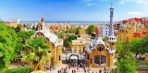 Park Güell Gaudí - Famous works of Gaudí