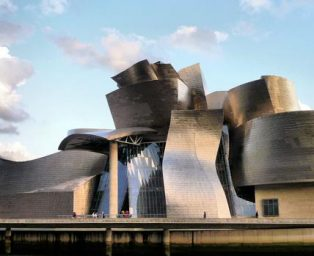 Guggenheim - 10 famous works of Frank Gehry