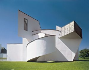 Vitra Design Museum - 10 famous works of Frank Gehry