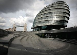 City Hall London 10 Famous works of Norman Foster