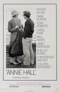 Annie Hall - 10 famous movies of Woody Allen