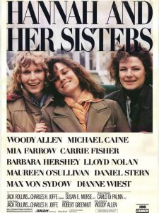 Hannah and her sisters - 10 famous movies of Woody Allen