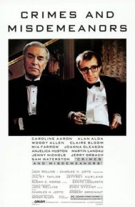 Crimes and Misdeneanors - 10 famous movies of Woody Allen