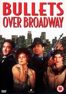 Bullets on Broadway - 10 famous movies of Woody Allen