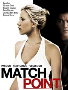 Match Point - 10 famous movies of Woody Allen