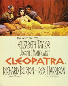 Cleopatra - 10 famous movies of Mankiewicz