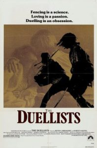 The duellists - 10 famous movies of Ridley Scott