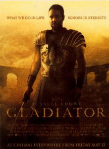 Gladiator - 10 famous movies of Ridley Scott