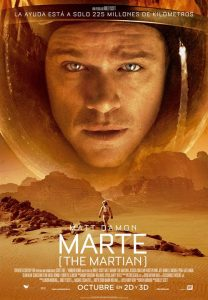 The Martian - 10 famous movies of Ridley Scott