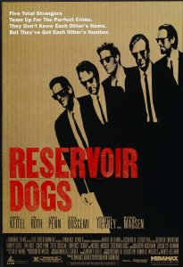 Reservoir Dogs - 10 famous movies of Tarantino