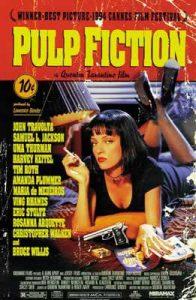 Pulp Fiction - 10 famous movies of Tarantino