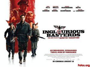 Unglorious Bastards - 10 famous movies of Tarantino
