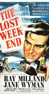 The Last Weekend - 10 famous movies of Billy Wilder