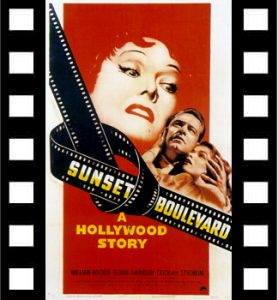 Sunset Boulevard - 10 famous movies of Billy Wilder