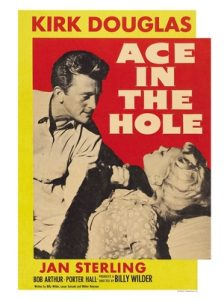 Ace in the Hole - 10 famous movies of Billy Wilder