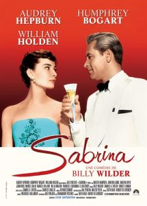 Sabrina - 10 famous movies of Billy Wilder