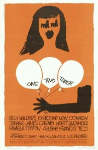 One two three - 10 famous movies of Billy Wilder