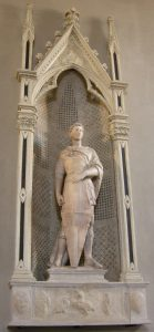 10 famous works of Donatello - San Giorgio