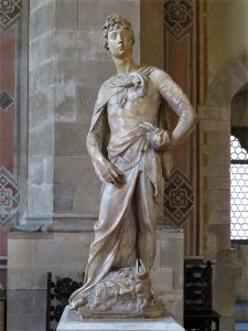 10 famous works of Donatello - David