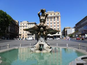 Fountain of the Triton 10 Famous Works of Bernini