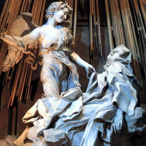 Ecstasy of Santa Teresa of Bernini 10 Famous Works