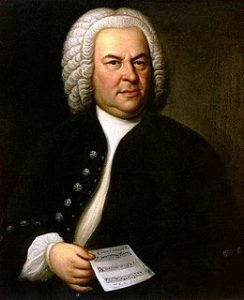 Most famous works of Bach