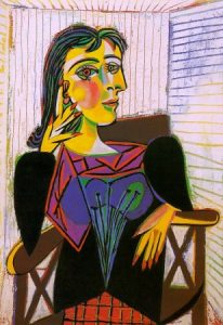 Dora Maar au Chat - 10 most famous works of Picasso