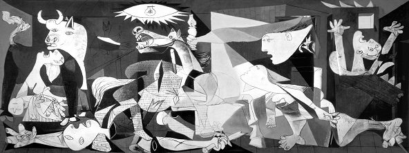 Guernica - 10 most famous works of Picasso