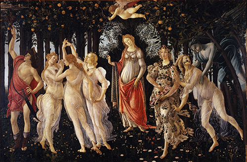 Allegory of Spring 1477/1478